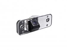 Автомобильная камера в штатное место заднего вида с парковочными линиями(неотклю