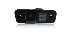 Автомобильная камера в штатное место заднего вида для Hyundai Santa Fe