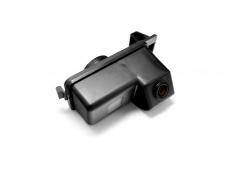 Автомобильная камера в штатное место заднего вида для Nissan Patrol (-10), Tiida