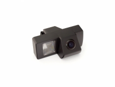 Автомобильная камера заднего вида вместо штатной подсветки для Toyota Land Cruis