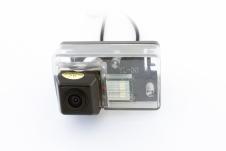 Автомобильная видеокамера заднего вида в штатное место для Peugeot 206 207 307 3