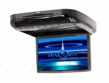 """10.2"""" Потолочный монитор/телевизор/DVD/USB/SD"""