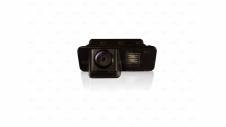 Автомобильная видеокамера заднего вида в штатное место для Ford Mondeo, Focus H/