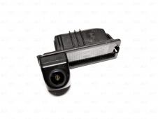 Автомобильная камера в штатное место заднего вида для Porsche Cayenne II (2010+)