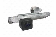 Автомобильная видеокамера заднего вида в штатное место для Chevrolet Aveo Captiv