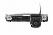 Автомобильная видеокамера заднего вида в штатное место для Toyota Land Cruiser P