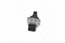 Автомобильная камера заднего вида в штатное место подсветки номерного знака (све