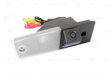 Автомобильная видеокамера заднего вида в штатное место для KIA Carnival